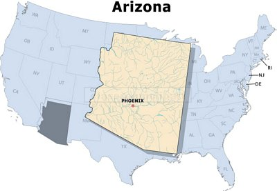 exit numbers for i 10 in arizona are based on the mile marker system beginning at the california arizona border